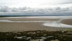 Sandy beach near Kinloss
